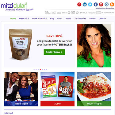 Mitzi Dulan - Wordpress Website Consulting Services