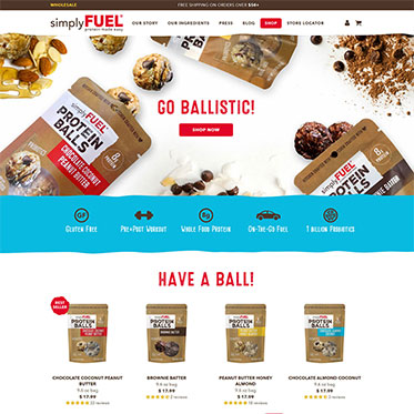 Simplyfuel - Shopify Store Development Consultant