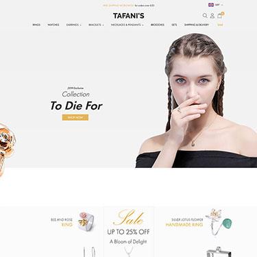 Tafanis - Ecommerce Consultancy Providers