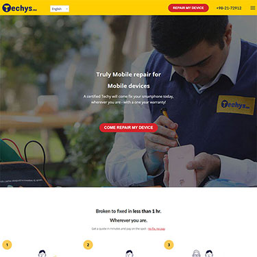 Techys - Wordpress Website Consulting Providers